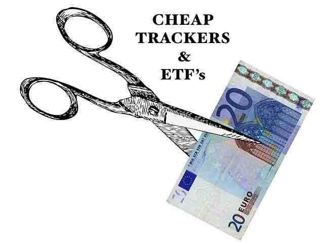 Cheap trackers and ETF's for your portfolio
